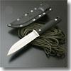 サビナイフ 7 逆叉 ブラック