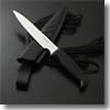アウトドアクッキングナイフ 直刃