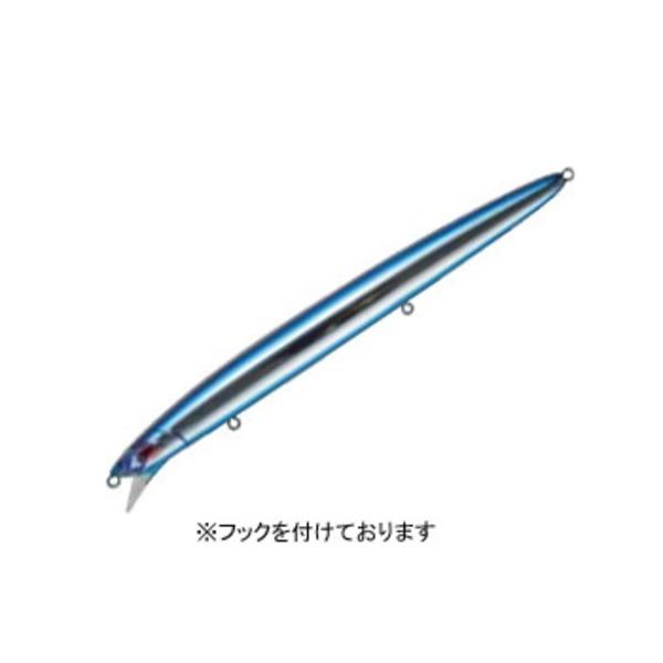 BlueBlue(ブルーブルー) ブローウィン!165F スリム ミノー(リップ付き)