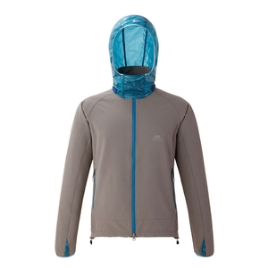 【送料無料】マウンテンイクイップメント(Mountain Equipment) Scafell Jacket Men's L スティールグレイ 423177