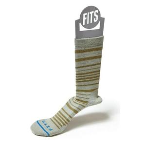 FITS(フィッツ) ミディアム ハイカークルー M 201(デザートセージ×ドライハーブ) F1016