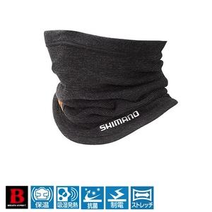 シマノ(SHIMANO) AC-024Q ブレスハイパー+度 ネックウォーマー 53289 防寒ニット&防寒アイテム