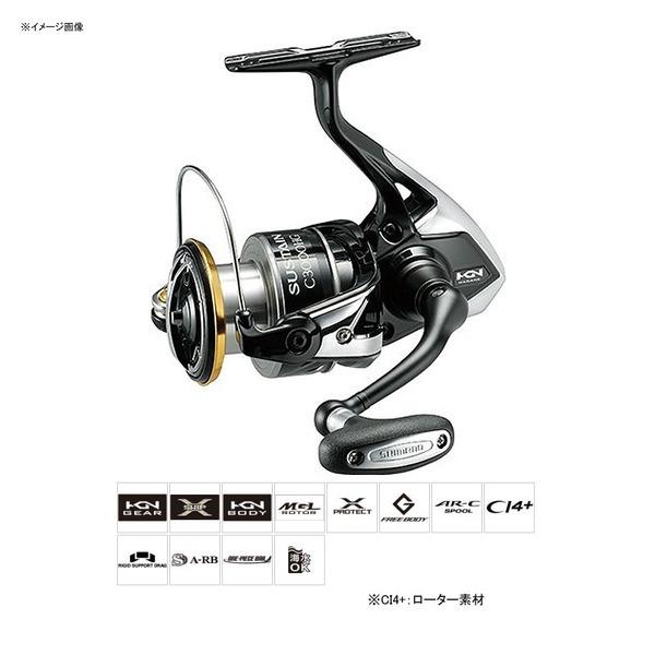 シマノ(SHIMANO) 17 サステイン C3000HG 03759 3000~3500番