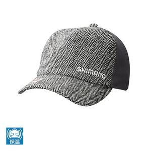 シマノ(SHIMANO) CA-071Q ツイード キャップ 53312 帽子&紫外線対策グッズ