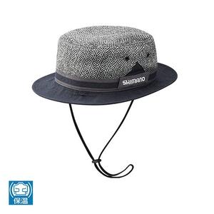 シマノ(SHIMANO) CA-078Q ツイード ハット 53314 帽子&紫外線対策グッズ