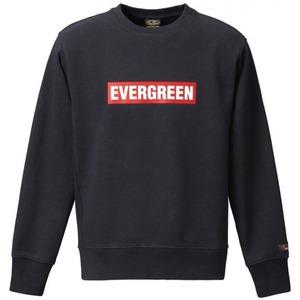 エバーグリーン(EVERGREEN) E.G.ヘビーウェイトトレーナー フィッシングシャツ