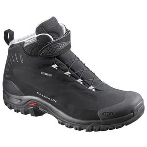 【送料無料】SALOMON(サロモン) FOOTWEAR DEEMAX 3 TS WP 27.5cm BlackxBlackxAlu L37687800