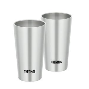 サーモス(THERMOS) 真空断熱タンブラー(2個セット) JDI-300P