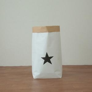 オスマック 日本の米袋屋さんがつくった北欧風ペーパーバッグ STAR YGK-1