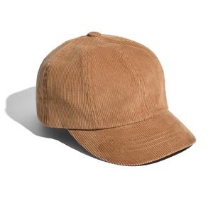 BELLWOODMADE(ベルウッドメイド) 8PANEL CAP CORDUROY フリー BEIGE BW8PC14C2610