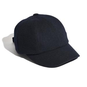BELLWOODMADE(ベルウッドメイド) 8PANEL CAP MELTON フリー NAVY BW8PC17M2613
