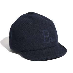 BELLWOODMADE(ベルウッドメイド) AWESOME BB CAP MELTON MIX