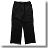 AWESOME PANTS WIDE CHINOSMBLACK