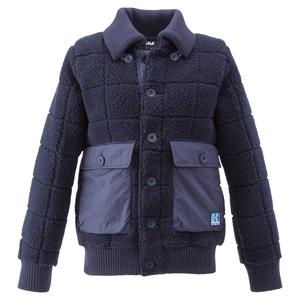 【送料無料】HELLY HANSEN(ヘリーハンセン) HOE51553 FIBERPILERTHERMO Quilted Jacket M N