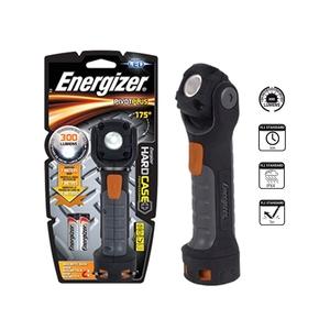 Energizer(エナジャイザー) ハードケースプロフェッショナル 首振りライト HCSW21
