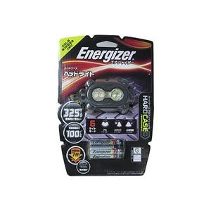 Energizer(エナジャイザー) ハードケース ヘッドライト 最大325ルーメン 単三電池式 HCHDL325