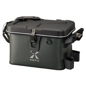 BK−201Q XEFO タックルバッグ 27L タングステン