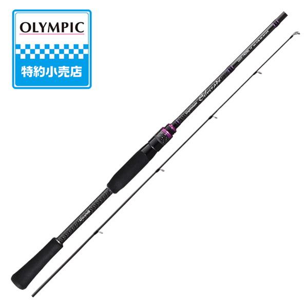 オリムピック(OLYMPIC) SILVERADO(シルベラード) GSIS-742ML G08601 黒鯛(チヌ)ロッド