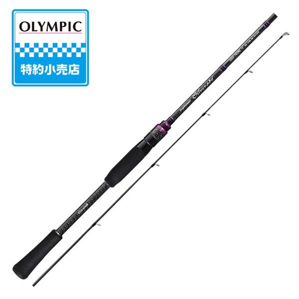 オリムピック(OLYMPIC) SILVERADO(シルベラード) GSIS-782M G08602 黒鯛(チヌ)ロッド