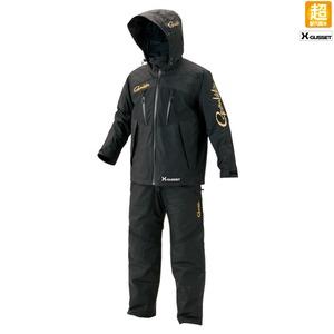 がまかつ(Gamakatsu) オールウェザースーツ(超耐久撥水仕様) GM-3485 53485-12-0 防寒レインスーツ(上下)