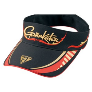 がまかつ(Gamakatsu) サンバイザー GM-9817 59817-13-0 帽子&紫外線対策グッズ
