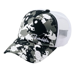 がまかつ(Gamakatsu) ハーフメッシュキャップ(カエル) GM-9814 59814-14-0 帽子&紫外線対策グッズ