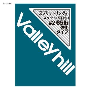 バレーヒル(ValleyHill) スプリットリング EX.スタウト