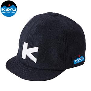 KAVU(カブー) K'sベースボールキャップ(ウール) 19820523 001000 キャップ(ジュニア・キッズ・ベビー)