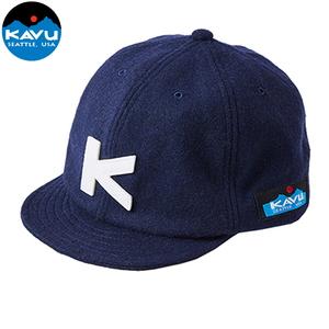 KAVU(カブー) K'sベースボールキャップ(ウール) 19820523 052000 キャップ(ジュニア・キッズ・ベビー)