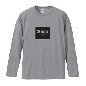 アムズデザイン(ima) ima ロングスリーブTシャツ 4008246