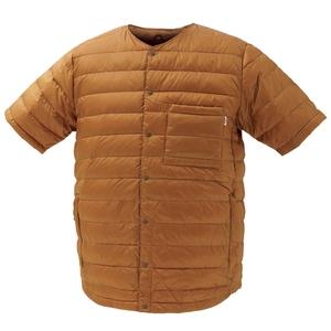 ナンガ(NANGA) ダウン Tシャツ DT104 メンズダウン・化繊ジャケット