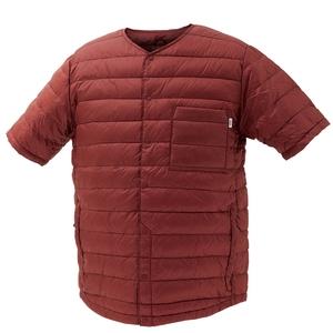 ナンガ(NANGA) ダウン Tシャツ DT105 メンズダウン・化繊ジャケット
