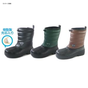 阪神素地 N2513 防寒ブーツ L ブラウン
