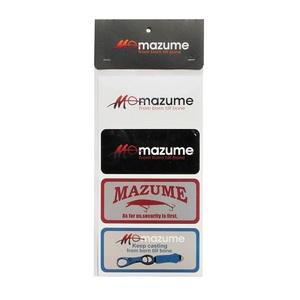 MAZUME(マズメ) ロゴステッカー MZAS-330-01