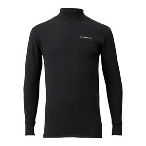 フリーノット(FREE KNOT) レイヤーテック モックネックシャツ ストレッチ厚手 Y1634