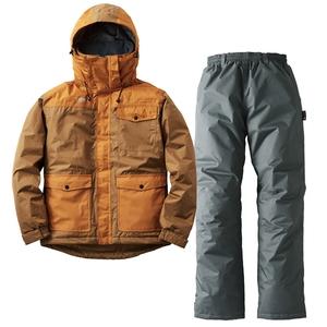 ロゴス(LOGOS) 汚れに強い防水防寒スーツ カーター 30340673 防寒レインスーツ