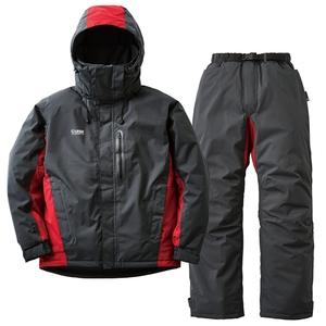 ロゴス(LOGOS) ストレッチ防水防寒スーツ リフェット 30344252 防寒レインスーツ