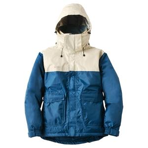 ロゴス(LOGOS) 軽量防水防寒ジャケット エリック LL ブルー 30509151