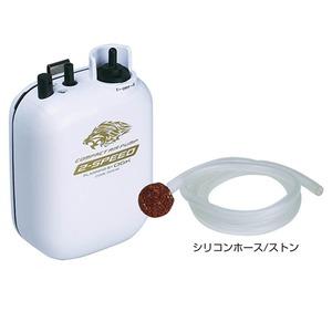 OGK(大阪漁具) コンパクトエアーポンプ ツースピード OG646