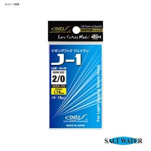 ODZ(オッズ) ジギングフック J-1 FC ZH-45