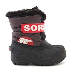 SOREL(ソレル) チルドレン スノーコマンダー NC1877 長靴&ブーツ(ジュニア・キッズ・ベビー)
