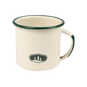 GSI outdoors(ジーエスアイ) デラックス エナメル マグカップ 11872004016000 コレール&陶器製マグカップ