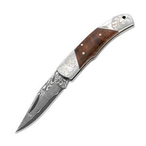 BOKER(ボーカー) マグナム ダマスカス デューク 折り畳みナイフ 01MB946DAM フォールディングナイフ