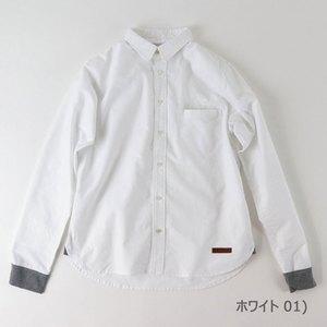gym master(ジムマスター) 2WAY シャツ Men's L 01(ホワイト) G643390