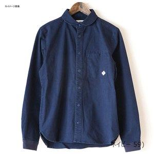 gym master(ジムマスター) ストレッチ ヘリンボーン スナップ ボタンシャツ ジャケット G843339