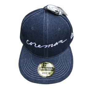 コアマン(COREMAN) フラットバイザーキャップ 帽子&紫外線対策グッズ
