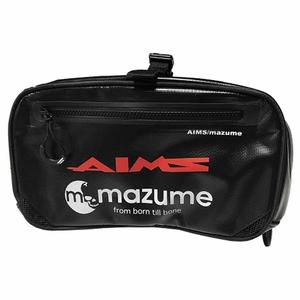 MAZUME(マズメ) mazume×AIMS ウェット スタイル ウエスト バッグ MZBK-328-01 ウエストバッグ型