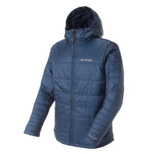 Columbia(コロンビア) GO TO HOODED JACKET WE5093 メンズダウン・化繊ジャケット