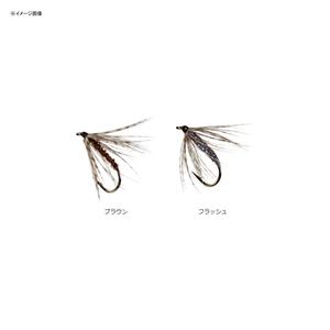 ダイワ(Daiwa) テンカラ毛針セット ウエットソフトH1 07104946