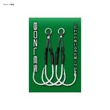 BOZLES(ボーズレス) BOZLES フック ワラサ用 ツイン ミディアム ジグ用アシストフック
